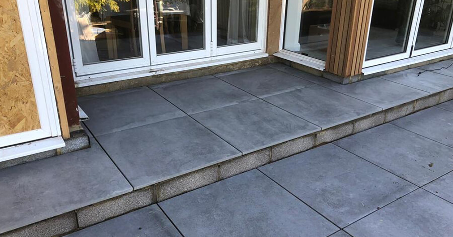 Garden Patio Builders Essex